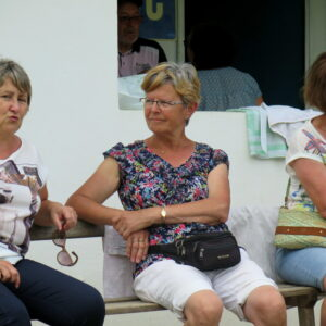 Bernadette, Sylvie et Françoise