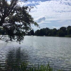 l'étang de st Gérand de Vaux